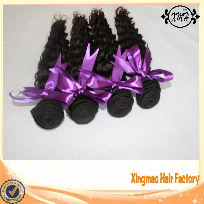 Cheap Unprocessed Human Hair Weave Bundles Hotselling Brazilian Virgin Hair Extension Queeny 6A Virgin Brazilian Deep Wave Hair<br><br>Aliexpress