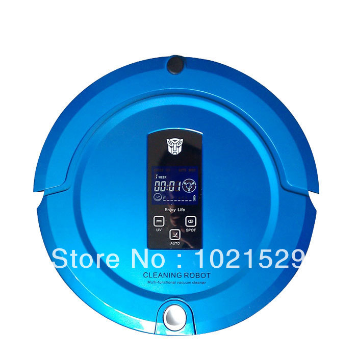 Auto Robot Robotic Floor Vacuum Cleaner Sweeper A325 Intelligent Auto Recharge Cleaner(China (Mainland))