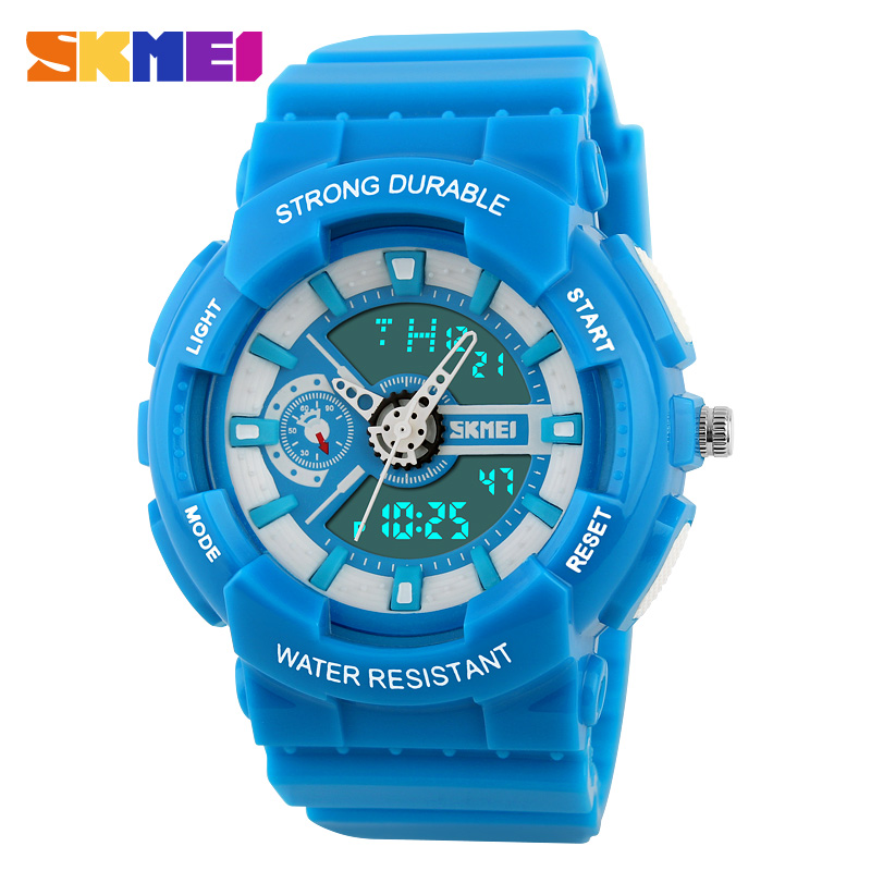SKMEI Men Sports Watches Women Digital Watch Fashion Brand Relogio Feminino Relojes 2016 new LED electronic Quartz Wristwatches(China (Mainland))