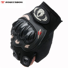 Buy ROBESBON Half Finger Knight Bicycle Gloves Gel Motocross Mittens Guantes Ciclismo Sport Training Luva Bike Cycling Gloves for $7.49 in AliExpress store
