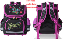 New Winx School Bag Orthopedic Girls Princess Children School Bags Sofia the First Monster High School Backpack Mochila Infantil(China (Mainland))