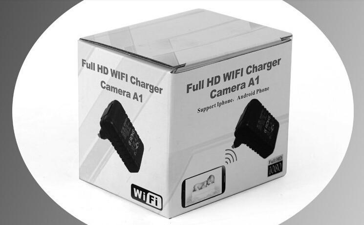 Wifi IP Camera Berbentuk Charger 1452 Toko Spy Cam