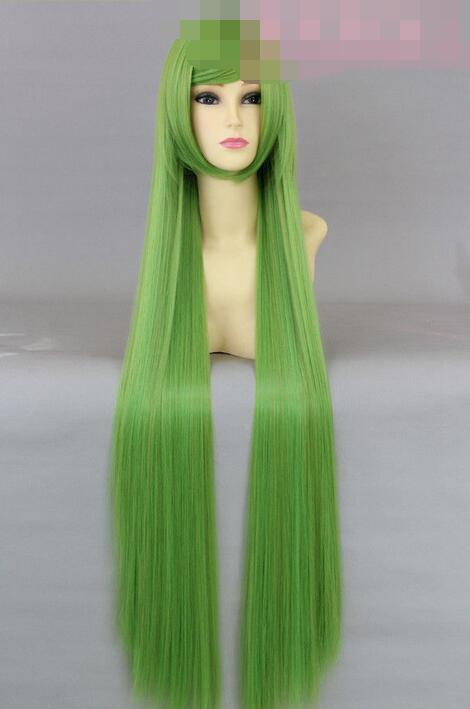 Oriental project/Kagiyama young Mixed green Cosplay WigParty cosplays heat resistant (B0320)<br><br>Aliexpress