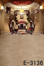 Free Professional stairs interior Photo Backdrop E-3136,10ft x 10ft studio backdrops photography,photography background vinyl