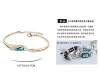 Браслет Anna Jewelry 2015 ! , SWAROVSKI 6675