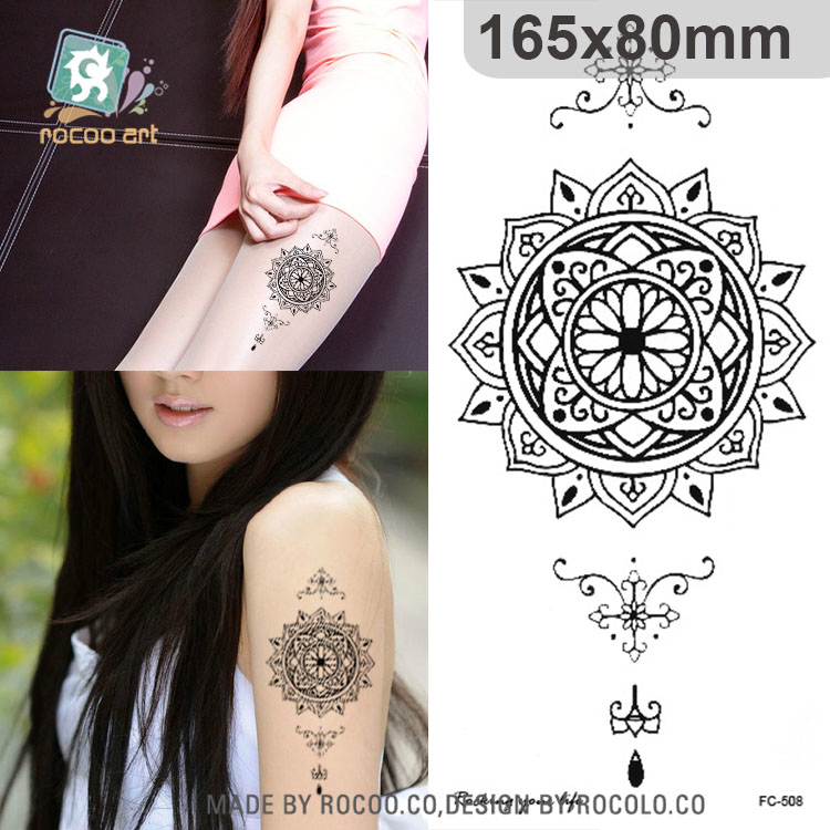 nontoxic lovely picture Temporary Tattoo Sticker free shipping fc-508 for sexy pretty girl arm face(China (Mainland))