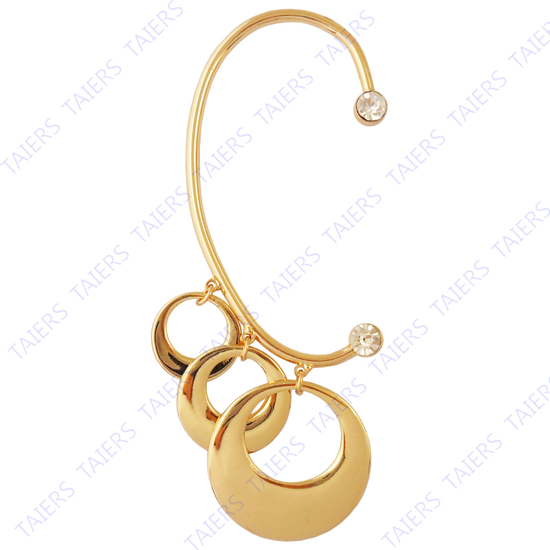 Right ear cuff special drop earring fashion jewelry for Drop shipping jewelry business