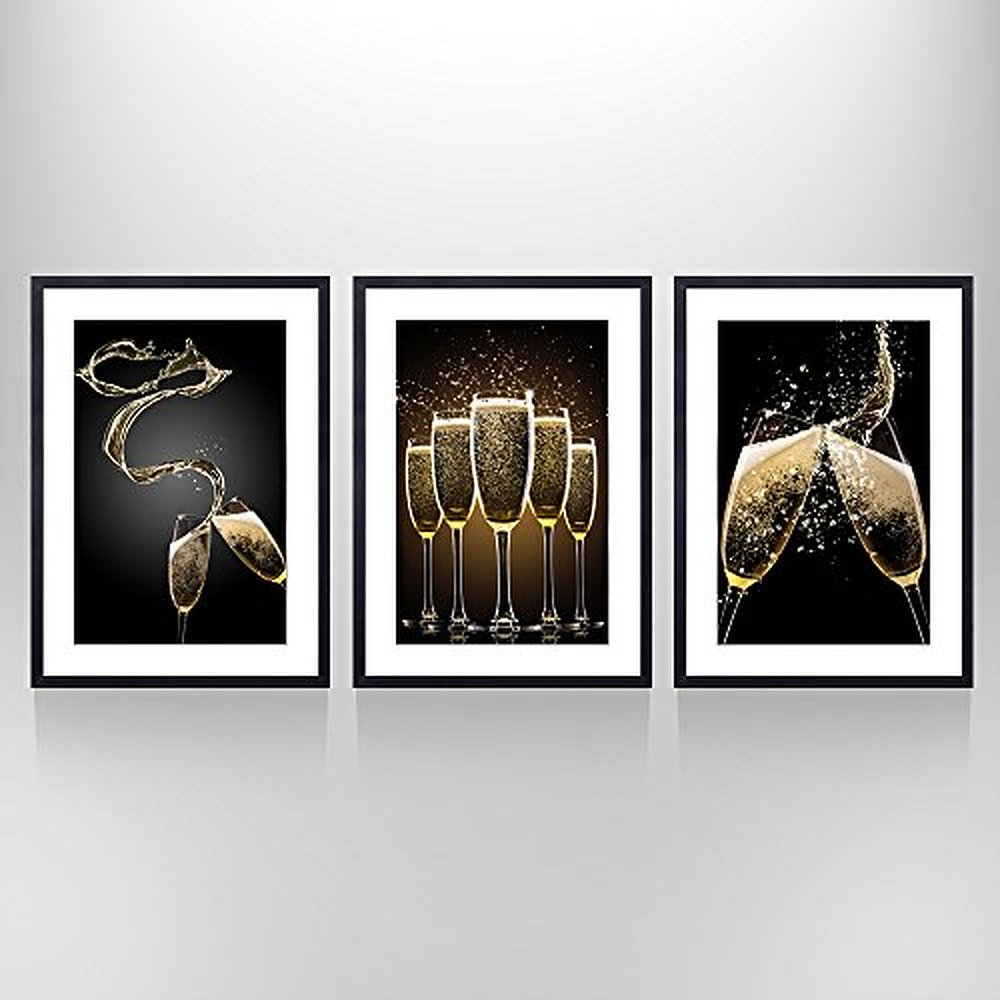 Decor Black Wall Paper : Popular artwork sets buy cheap lots from