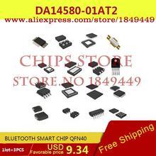 Бесплатная Доставка Diy Интегральных Схем DA14580-01AT2 BLUETOOTH СМАРТ-ЧИП QFN40 14580 DA14580 3 ШТ.(China (Mainland))