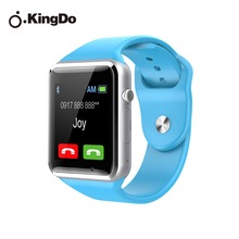 Smart Watch android reloj inteligente smartwatch with Sim Card slot camera KingDo Brand for Adroid IOS