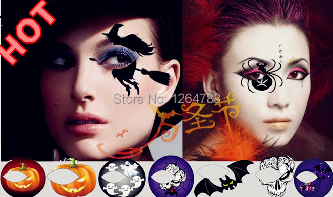 New Halloween Stickers