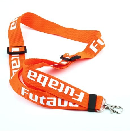 Brand New and High Quality Futaba RC Transmitter Strap Lanyard Orange NEW FUTABA Transmitter Neck Strap For F(China (Mainland))
