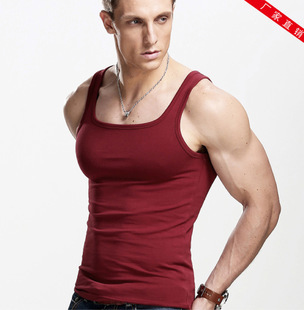 2015 famous brand fashion style summy summer style tank tops men undershirt bodybuliding 4 color in stock(China (Mainland))