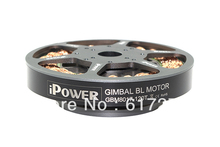 Newest iPower Gimbal Brushless Motor GBM8017-120T (suit for Red Epic,Black magic)+ Free Shipping/Drop Shipping girl gift