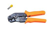 Mini estilo europeo alicates que prensan 0.25 – 6.0 mm2 AWG 24-10 terminales de múltiples herramientas que prensan alicates que prensan ( estilo europeo ) )