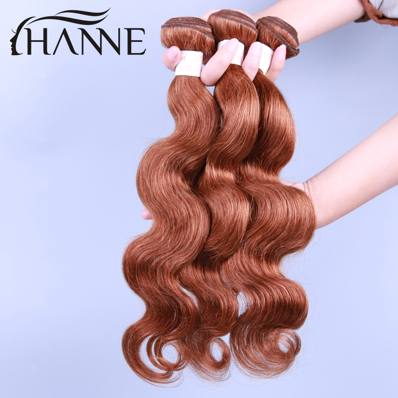 Light brown 6A Malaysian body wave colored #30 body wave 3 bundles virgin hair body wave Malaysian hair weave bundles<br><br>Aliexpress