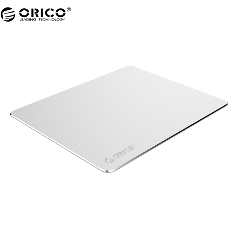 ORICO AMP2218 Mini Aluminum Metal Mouse Pad Computer Gaming Mouse Pad(China (Mainland))