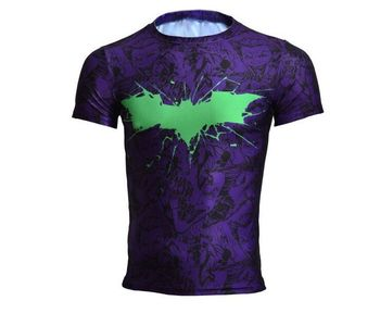 Mens Compression Armour Base Layer Short Sleeve Thermal Top Tee Sports T shirt Fitness T-shirt