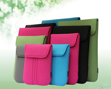"""10.1"""" 11"""" 12"""" 13"""" 14"""" 15"""" Inch Universal Portable Bag Sleeve Case Pouch Cover for Your Laptop Ultrabook Computer / Lenovo Tablet(China (Mainland))"""
