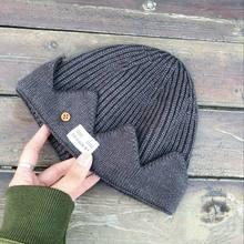 5style Riverdale Jughead Jones Cosplay Beanie Hat Crown Knitted Cap Men Women(China)