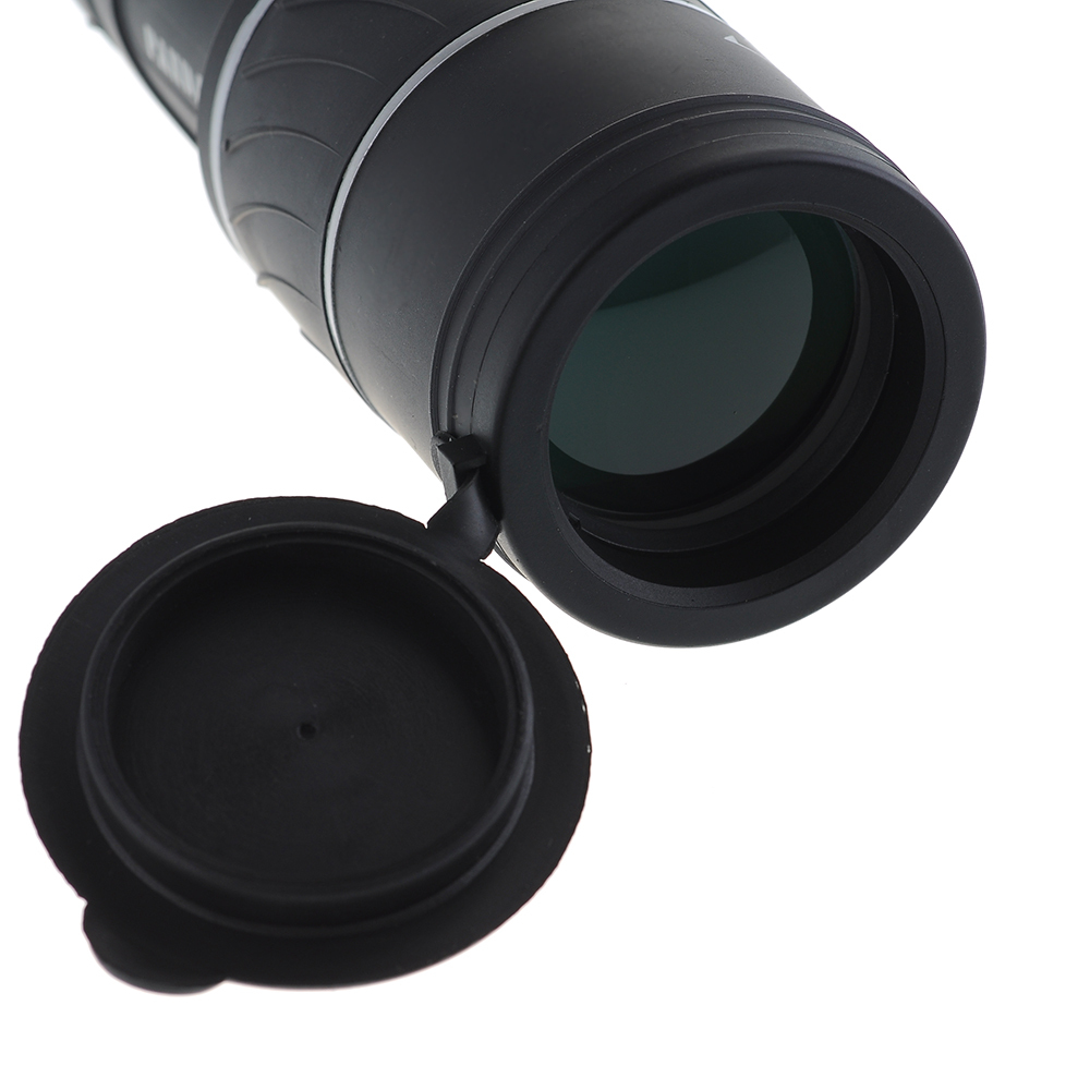 Dual Focus 18x52mm HD Optics Telescope Zoom Green Optic Lens Armoring Monocular High Quality Tourism Scope