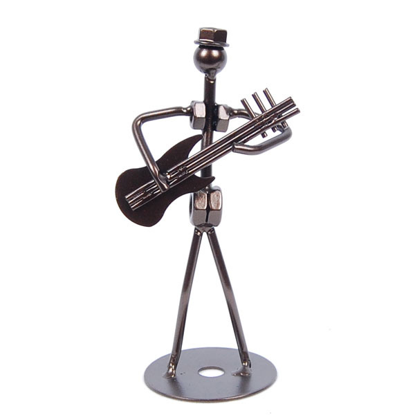 Electric guitar fashion small crafts decoration rustic furniture small accessories(China (Mainland))