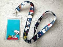 1 pçs popular japonês anime cachorro pescoço cintas, ônibus metro id cartão, chaveiro feminino crianças festa presentes(China)