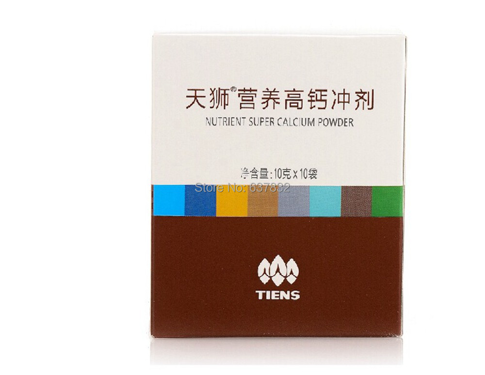 Free Shipping 1 Box CHINA TIENS Nutrient Super Calcium Powder Health Care<br><br>Aliexpress