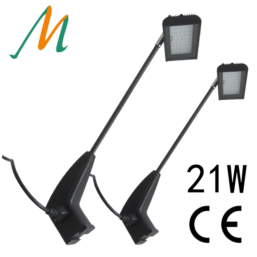 Trade Show Pop Up Arm Light,Billboard Bracket High Up Lighting, LED Headlight For Easy Wire(China (Mainland))