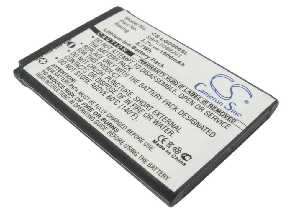 Battery For LG BL40 Chocolate, GD900, GD900 Crystal (1000mAh) LGIP-520N, SBPL0099201(China (Mainland))