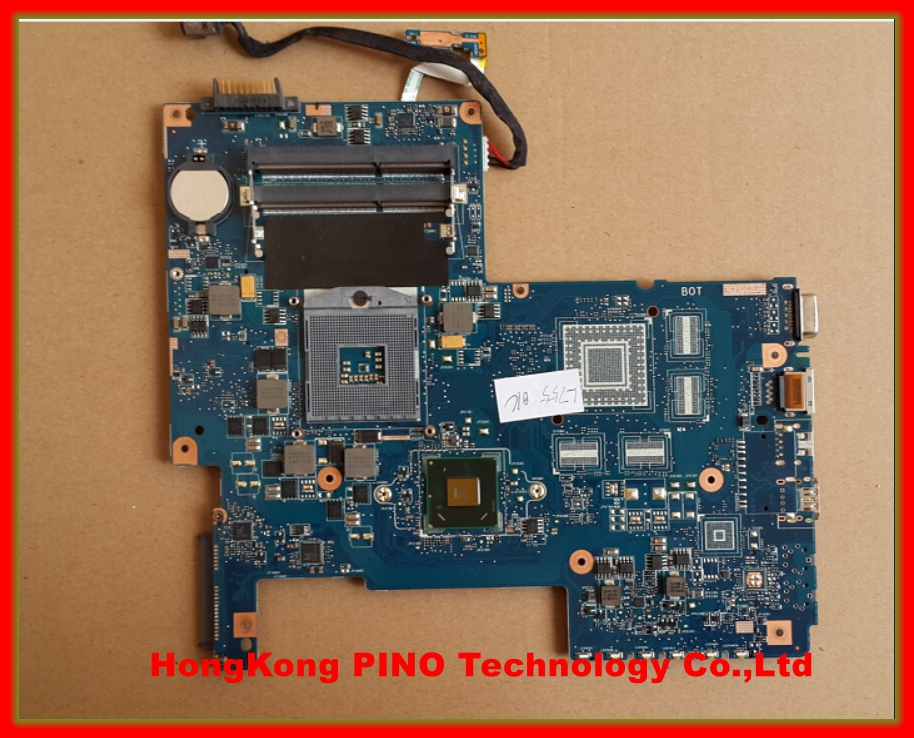 H000032290 laptop motherboard For TOSHIBA Satellite L775 motherboard 69N0Y3M1EB01-01 HM65 DDR3 100% Tested 60 days warranty(China (Mainland))