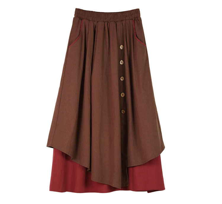 2015 New Spring Autumn Winter Long Skirt High Quality Sexy ...