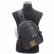 Buy High Waterproof Oxford Backpack Knapsack One Shoulder Messenger Chest Bag Laptop Kettle Travel Book Bags Rucksack New for $22.07 in AliExpress store
