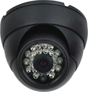 free shipping HD 800TVL 24 Pcs led IR cctv camera IR Dome Camera surveillance camera wholesale dome cameras Infrared(China (Mainland))