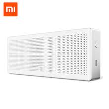 Original Xiaomi Mi Bluetooth Speaker Portable Wireless Mini Square Box 1200mAh Speaker for IPhone and Android Phones(China (Mainland))
