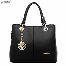 Spring Handbag New Fashion PU Leather Women Big Shoulder Bags Zipper Soft Ladies Bag High Quality Bolsas Femininas Neverfull(China (Mainland))