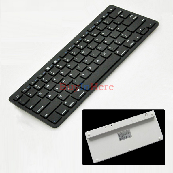 Гаджет  78 keys  Ultra-slim Wireless Keyboard Bluetooth 3.0 For Apple iPad/iPhone Series/Mac Book/Samsung Phones/PC Computer Haiyan None Изготовление под заказ