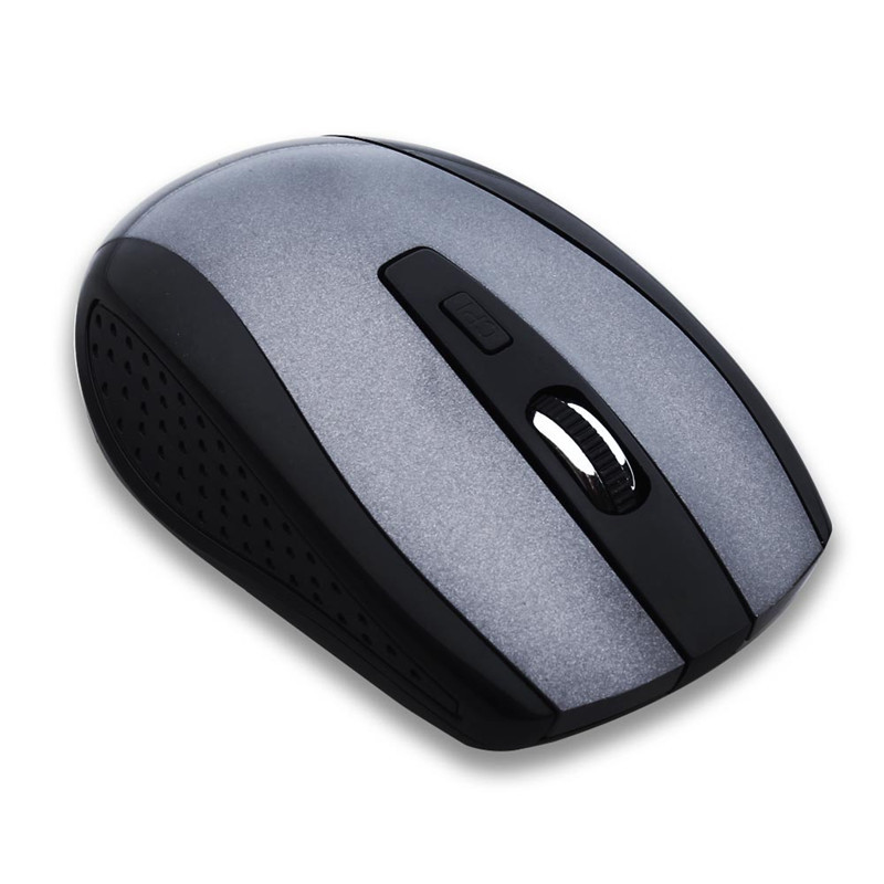 2.4GHz High Qulity Wireless Optical Mouse Wifi Gaming Mice with USB 2.0 Receiver for PC Laptop Gamer New Arrival(China (Mainland))