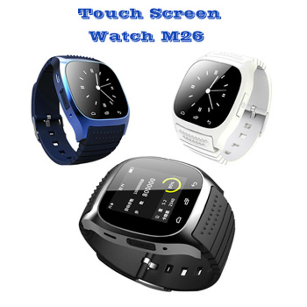 2014 Best Selling Smartwatch Android Phone for Samsung S4 Note 2 Note 3 HTC With Dial