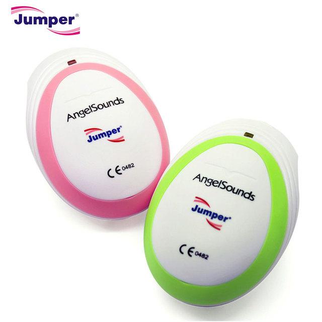 Бесплатная доставка CE FDA AngelSounds мини фетальный Doppler карманные радионяня ...