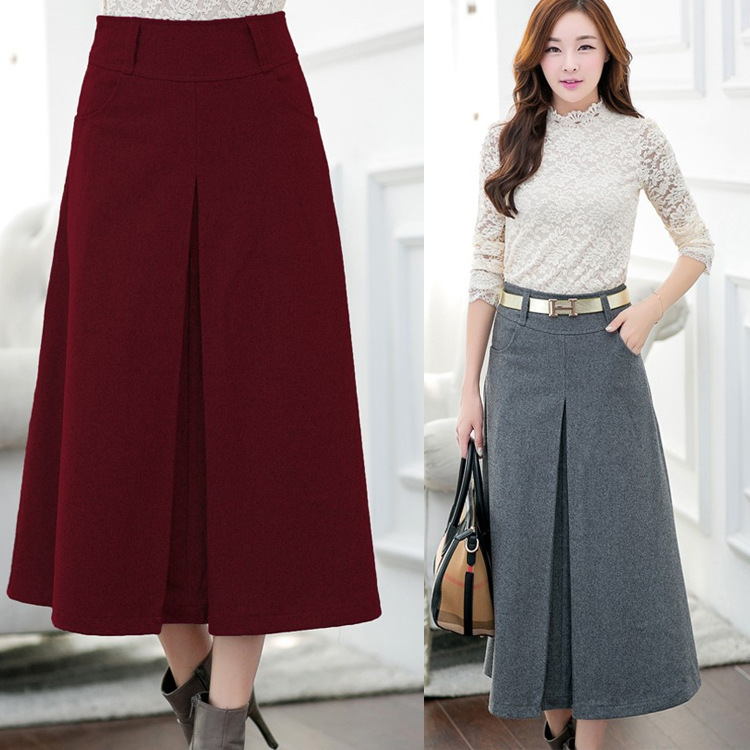 europe america new winter skirt 2015 autumn fashion