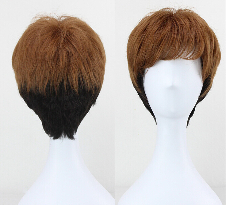 Hair Extensions For Men : 2015-mens-wigs-short-hair-men-synthetic-hair-extensions-male-wig ...