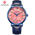 JULIUS JA 888 Women s Stylish Spider wed Textural Quartz Watch Female Fashion Casual Wristwatch Vintage