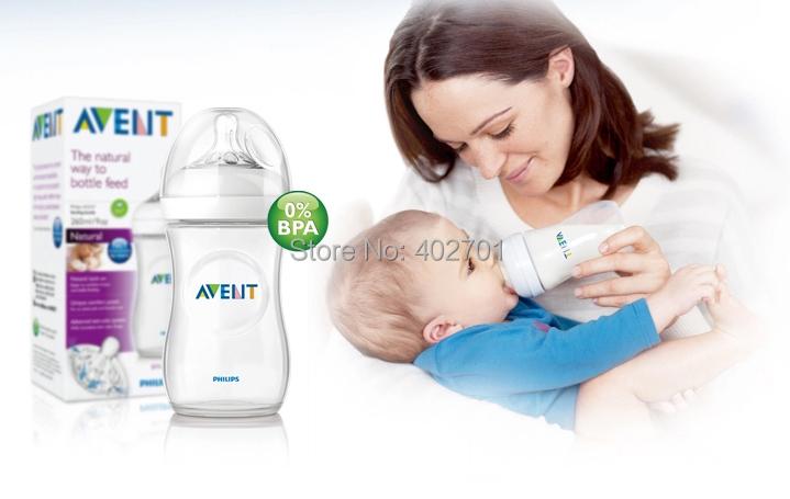 Бесплатная доставка оригинальный avent естественно кормление из бутылочки с