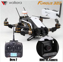 F16884/9 Walkera Furious 320 RC Drone with GPS Camera TVL800 1080P Devo7 Devo10 Transmitter RTF OSD CFP Modular Goggle2 Glasses(China (Mainland))