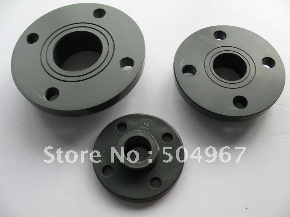 "retails and wholesale upvc one-piece flange DN20, 3/4""(China (Mainland))"