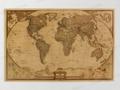 Hot sales 73 48 cm Large Chart Retro Paper Matte Kraft World Map wallpaper Home Decoration