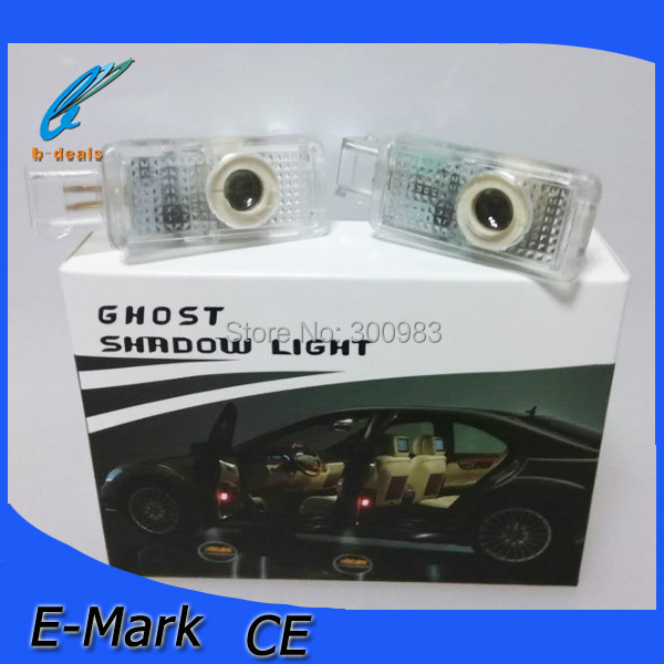 2014 newest fashion car logo led shadow light benz,wireless lighting Mercedes - iCARS I store
