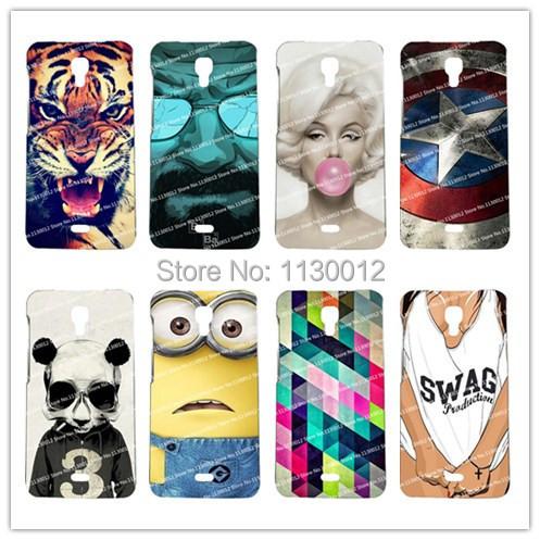 16 Patterns Hot Selling Hard Plastic Fashion Case For Explay Vega Case Cover For Explay Vega+Stylus Gift(China (Mainland))