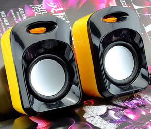 Cheap Jt2606 speaker audio usb 2.0 small audio multimedia mini speaker wire(China (Mainland))